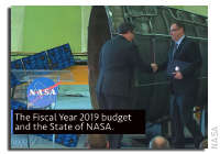 This Week at NASA: Fiscal Year 2019 Budget and More