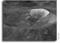 Moon Crater Named After Former NASA Chief Exploration Scientist Michael Wargo