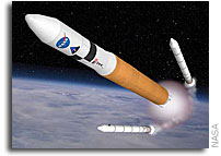 NASA Seeks Concept Proposals for Ares V Heavy Lift Rocket