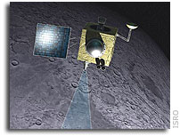 Chandrayaan-I Spacecraft Loses Radio Contact
