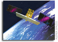 Boeing Launches Italian Earth Observation Satellite