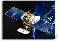 EADS Astrium wins first contract for latest communications payload technology