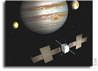 Jupiter Icy Moons Explorer Passes Ground Segment Requirements Review