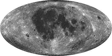 China Releases High Resolution Moon Maps Made From Chang\'e-2 Data ...