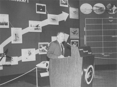 Associate Director Charles J. Donlan.
