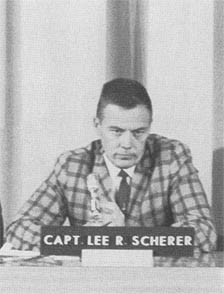 Lee R. Scherer.