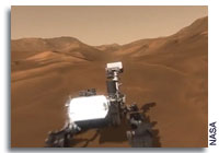 Curiosity Rover Report: Curiosity Roves Again