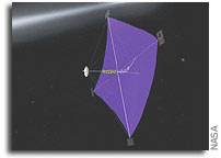 NASA MSFC to Begin Test of Solar Sail