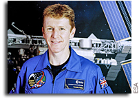 ESA astronaut Timothy Peake set for Space Station