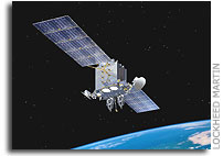 Key Milestone Achieved on Next-Generation Military Communications Satellite Built by Lockheed Martin