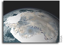 Earth Observation satellites contribute to International Polar Year 2007-2008