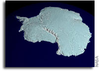 NASA Media Briefing to Preview Major Antarctic Research Campaign