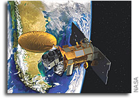 NASA Mission Will Observe Earth's Salty Seas