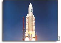 Arianespace: next launch scheduled for the night of Friday, June 24 to Saturday, June 25, 2005