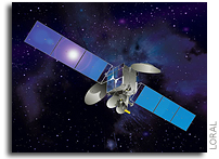 Space Systems/Loral Delivers AsiaSat 5 to Baikonur Launch Base