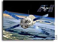 Technical challenges push the launch of the ATV to 2007