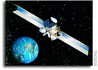 Boeing and DIRECTV Announce Shipment of Spaceway Satellite to Sea Launch