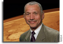 NASA Administrator Bolden Stresses Importance of Inspiration & Education