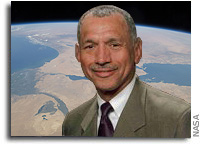 Charlie Bolden and NASA Middle East Outreach: Take II