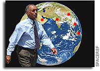 NASA Administrator Bolden's China Trip: Its His Idea, Not President Obama's