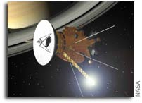 NASA Cassini Plasma Spectrometer Instrument Resumes Operations