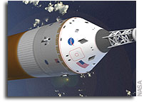 NASA Extends Crew Exploration Vehicle Contracts