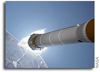 NASA Encounters Problems With Ares 1 Launch Vehicle Design