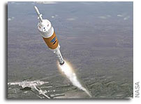 NASA Seeks To Set the Record Straight on Ares 1 and Orion