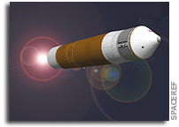 NASA Awards Upper Stage Engine Contract for Ares Rockets