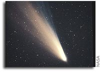 How the perception of comets has changed over the centuries