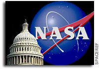 Conference Report to Accompany HR 2112 -- NASA Excerpts