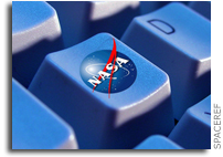 Hokey smokes, Bullwinkle! NASA.gov Beat Google!