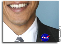 NASA HQ Internal Memo: Transition Procedures and Contacts