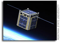 Massively Clustered CubeSats NCPS Demo Mission