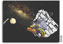 Deep Impact Spacecraft and Impactor Begin Environmental Testing