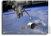 SpaceX Dragon Transports Student Experiments to Space Station