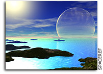 A Planet-wide Oceanic Crustal Biosphere?
