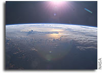 Carbon dioxide emissions predicted to reduce density of Earth's outermost atmosphere by 2017