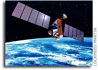 U.S. Air Force Awards Lockheed Martin $491 Million Contract for 3rd Advanced Military Communications Satellite