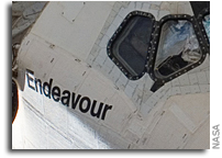 Shuttle Endeavour Ferry Flight Rescheduled to Sept. 19