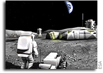NASA and ESA complete comparative exploration architecture study