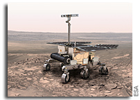 Exomars Exhibits Self-Control In Sampling Mars Terrain