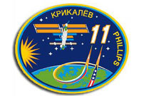 Space Station Expedition 11 Crew Returns to Earth