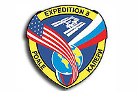 ISS Expedition 8 to Launch on October 18th