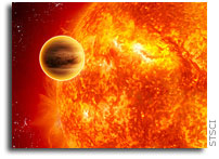 The Shocking Environment of Hot Jupiters