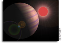 Discovery Helps Understand Evolution of Planetary Systems