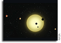 The Formation of the Kepler-10 Planetary System