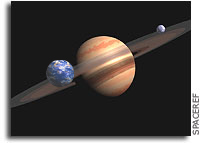The Longevity of Water Ice on Ganymedes and Europas Around Migrated Giant Planets