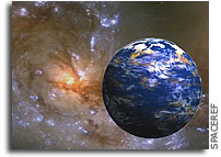 Planet Formation Model Indicates Earthlike Planets Might Be Common