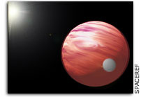 Young planets stay hotter longer